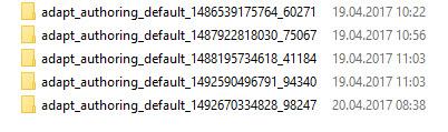 Virtual file location